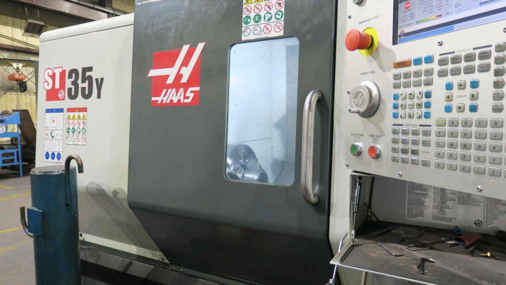 HAAS 35